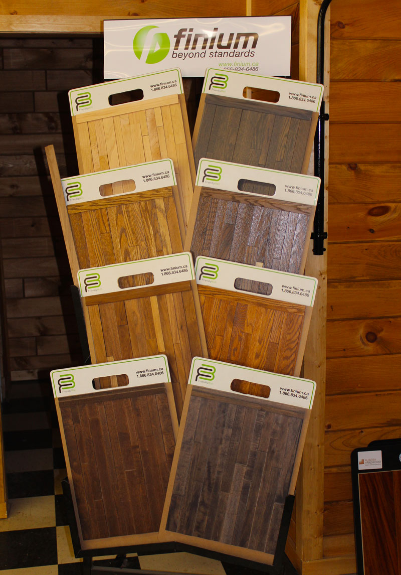 Home Rustic Hardwood Flooring